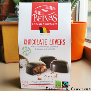 belvas chocolate lovers caramel zeezout